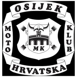 Motoklub Osijek Logo