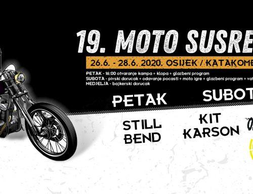 19. moto susreti Motokluba Osijek